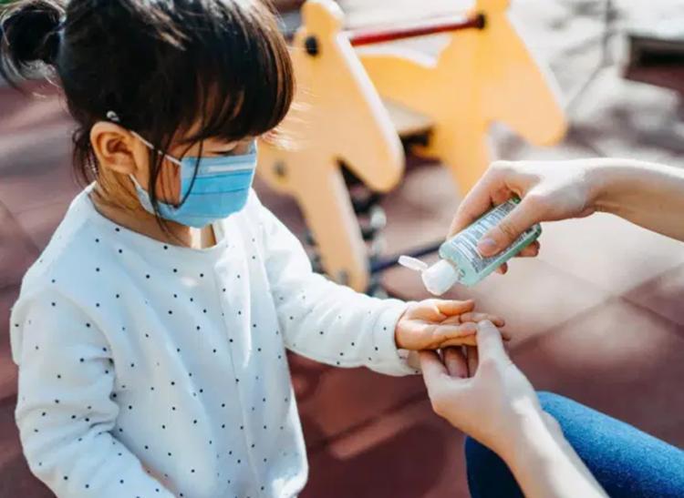 Não se observou um papel significativo das crianças na propagação da pandemia | Foto: Reprodução | Freepik - Foto: Reprodução | Freepik