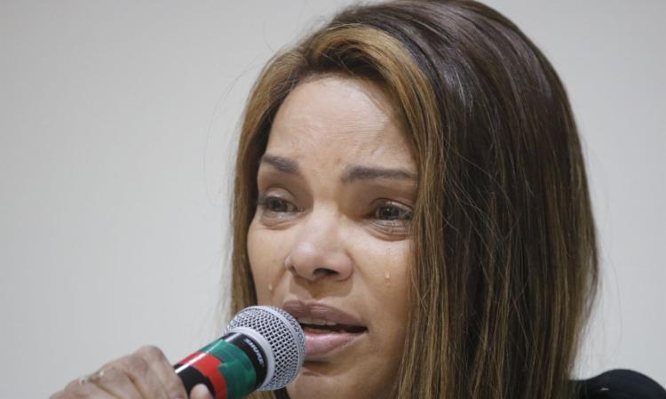 Deputada falou hoje ao conselho de ética da Câmara dos Deputados   Foto: Fernando Frazão   Agência Brasil - Foto: Fernando Frazão   Agência Brasil