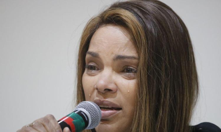 Deputada falou ao conselho de ética da Câmara dos Deputados | Foto: Fernando Frazão | Agência Brasil - Foto: Fernando Frazão | Agência Brasil