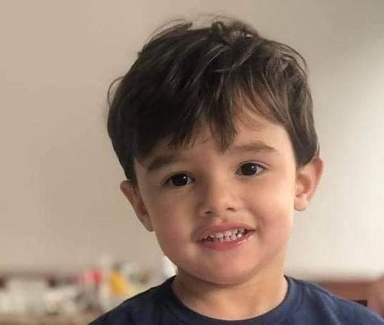 Gael, de 3 anos, foi agredido pela mãe na última segunda-feira, 10, e não resistiu aos ferimentos - Foto: Reprodução