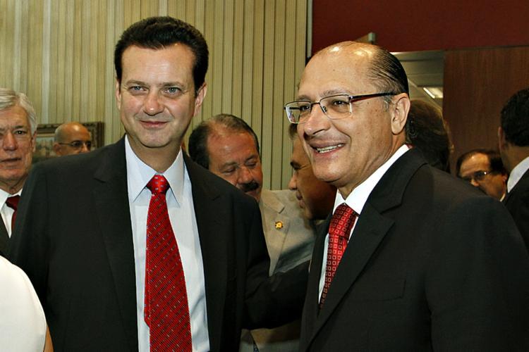 Alckmin pretende disputar eleições em 2022 | Ascom/GovSP - Foto: Ascom/GovSP