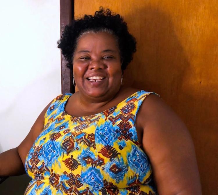 Helisleide Bomfim é atriz premiada, militante da luta antimanicomial e presidente da Associação Metamorfose Ambulante de Usuários e Familiares do Serviço de Saúde Mental - Foto: Divulgação