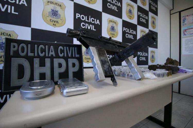 Denúncia anônima indicou a presença de homens armados na região | Foto: Divulgação | SSP - Foto: Divulgação | SSP