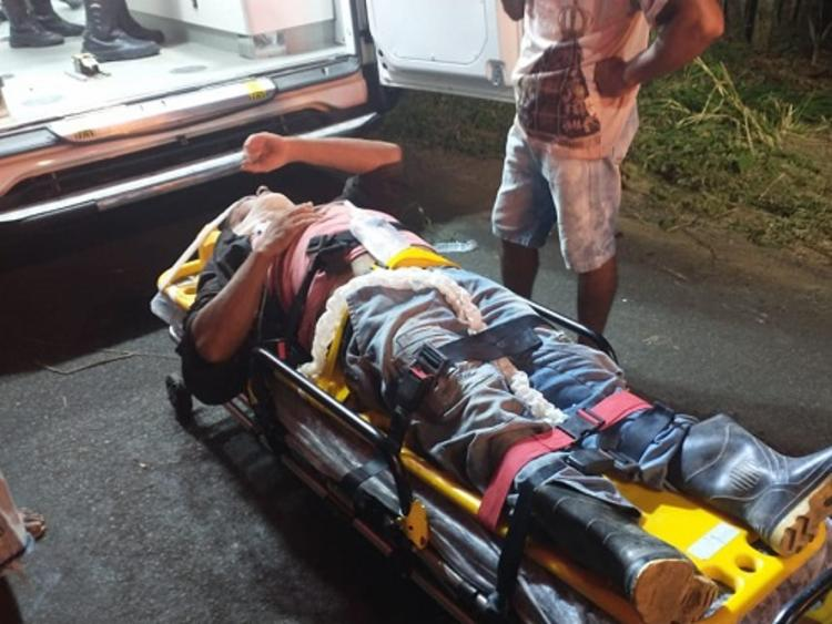 Acidente ocorreu no trecho do município de Jitaúna, na noite do último domingo, 16. | Foto: Reprodução | Giro Ipiaú - Foto: Reprodução | Giro Ipiaú