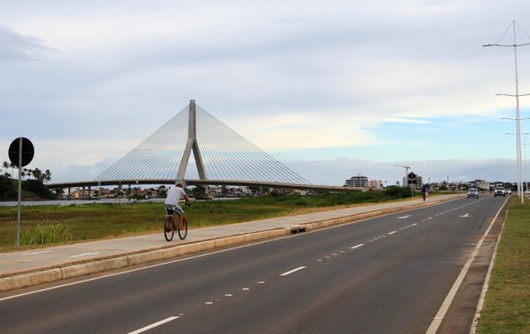 A obra, que beneficia 185 mil moradores do Sul da Bahia, recebeu investimentos da ordem de R$ 10,5 milhões. - Foto: Camila Souza/GOVBA
