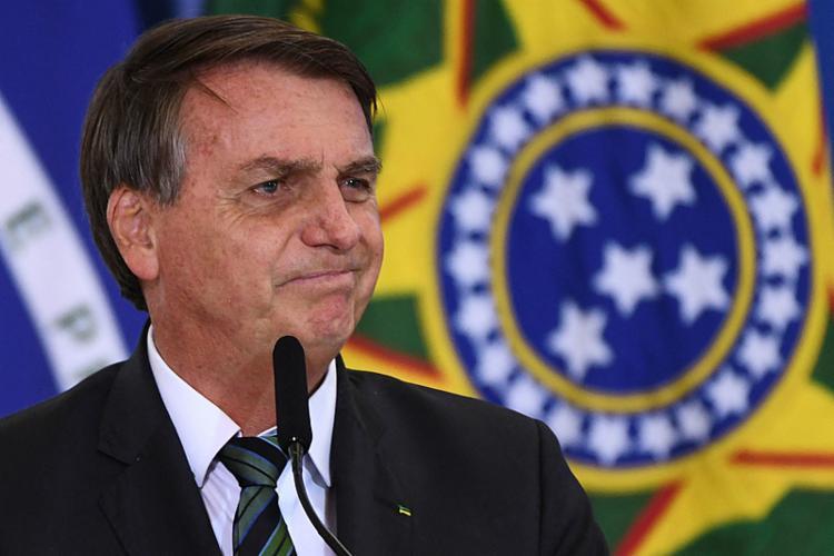Até o momento, em torno de 120 pedidos de impeachment foram protocolados contra Jair Bolsonaro na Câmara dos Deputados | Foto: Evaristo de Sá | AFP - Foto: Evaristo de Sá | AFP
