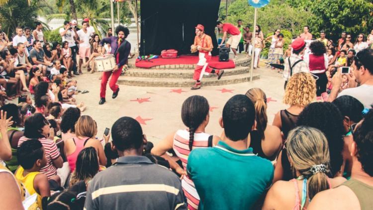 Projeto oferece oficinas virtuais para moradores do Centro Histórico e região   Foto: Divulgação - Foto: Divulgação