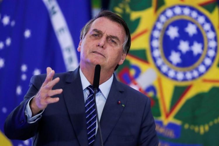 Em discurso, presidente Jair Bolsonaro faz novo ataque a China - Foto: Agência Brasil | Divulgação