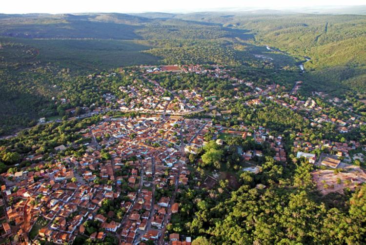 Terreiro Sete Serra está localizado em Lençóis | Foto: Marcelo Poletto | Divulgação - Foto: Marcelo Poletto | Divulgação