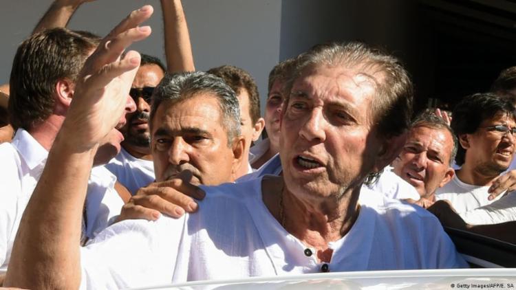 João de Deus responde a mais de uma dezena de ações ainda não sentenciadas I Foto: AFP - Foto: AFP