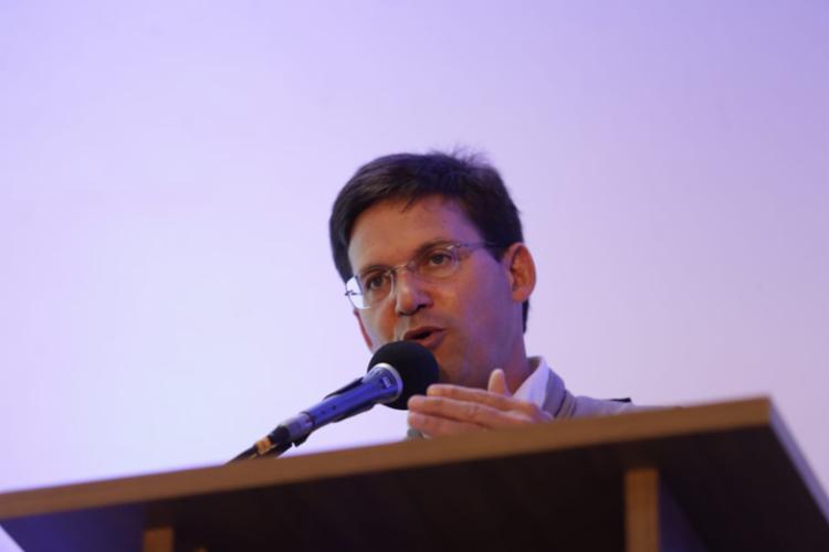 Ministro João Roma participa de eventos em Salvador - Foto: Adilton Venegeroles   Ag. A TARDE
