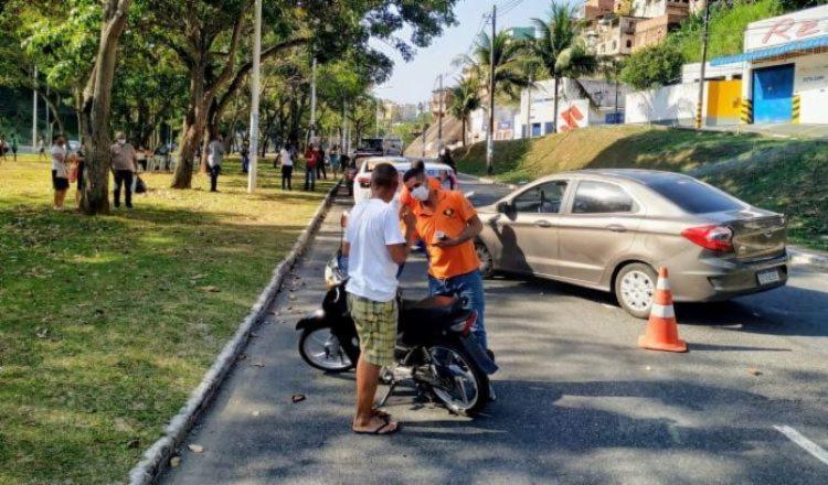 Fiscalização também controla o uso do kit de gás natural para veículos (GNV), apenas em Salvador I Foto: Divulgação - Foto: Divulgação