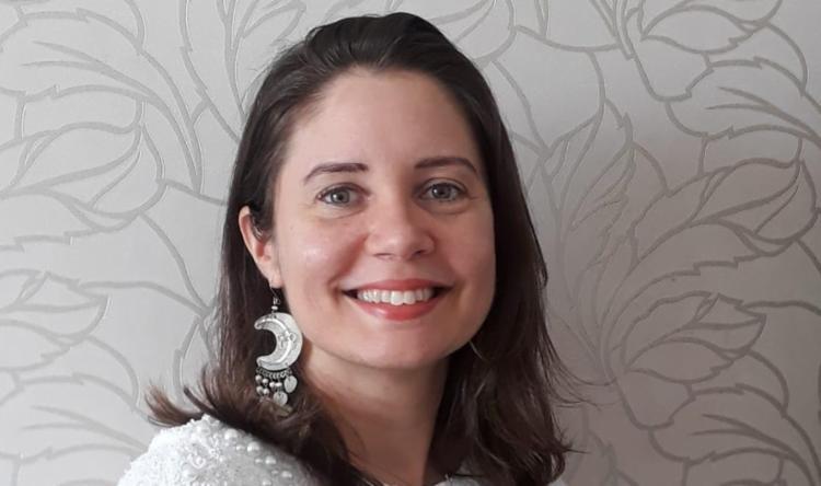 Joelma Queiroz chega ao seu quinto livro | Foto: Divulgação - Foto: Divulgação