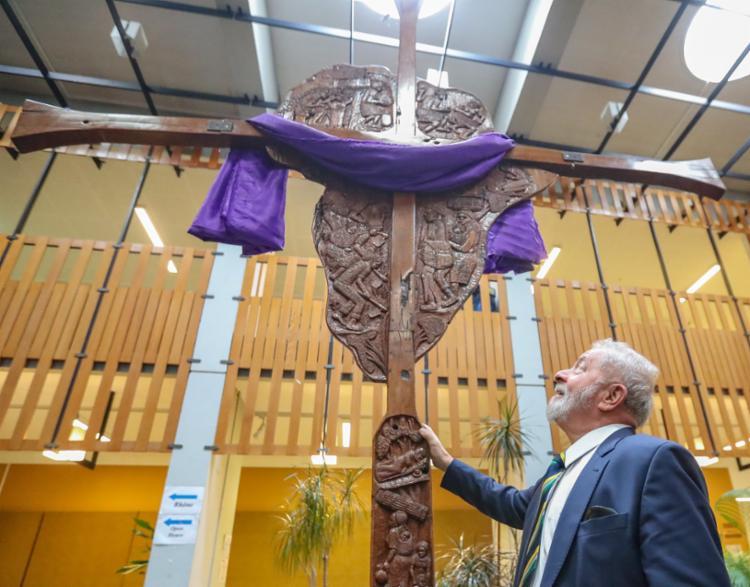 Lula mira segmento evangélico para reduzir chances de reeleição de Bolsonaro | Ricardo Stuckert - Foto: Ricardo Stuckert