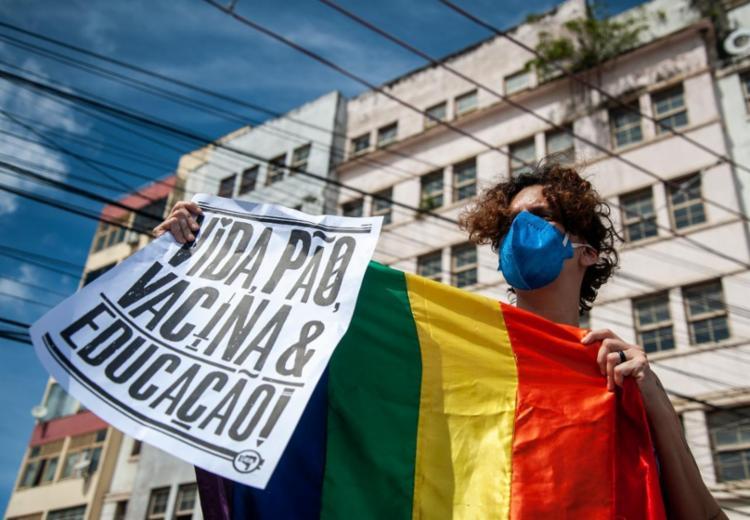 O tema ainda será discutido nesta semana pela Campanha Nacional Fora Bolsonaro   Foto: Felipe Iruatã / A TARDE - Foto: Felipe Iruatã / A TARDE