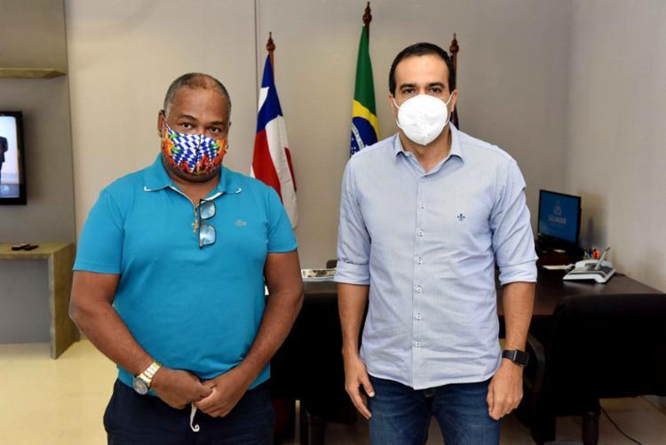 Presidente do Grupo Gay da Bahia chefiará órgão ligado à Secretaria Municipal da Reparação / Foto: Valter Pontes   Secom - Foto: Valter Pontes   Secom