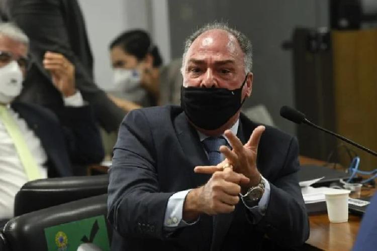 Líder do governo Bolsonaro recebeu propina de empreiteiras quando atuou como ministro no governo Dilma, segundo a PF | Foto: Jefferson Rudy | Agência Senado - Foto: Jefferson Rudy | Agência Senado