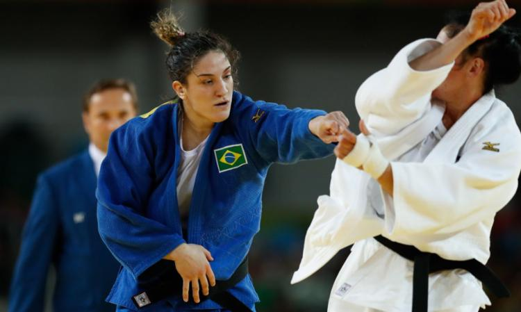 Bicampeã não luta desde setembro de 2020, por conta de lesão no joelho | Foto: Fernando Frazão | Agência Brasil - Foto: Fernando Frazão | Agência Brasil