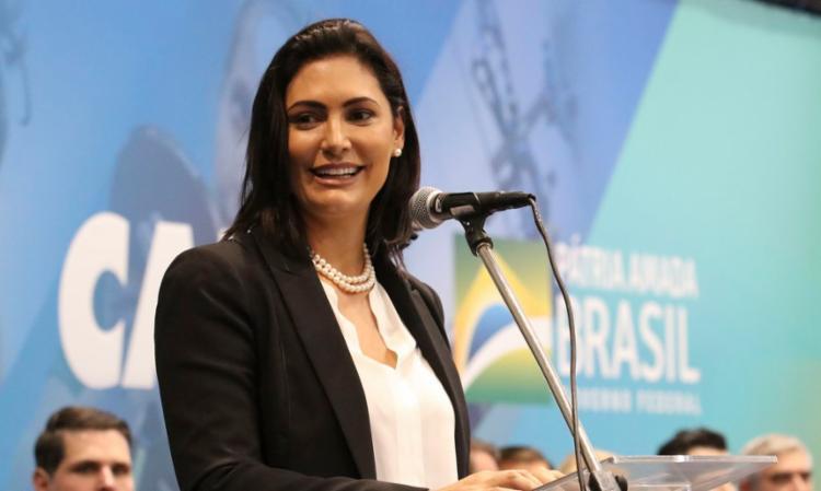 Michelle cobrava uma indenização no valor de R$ 100 mil, além de retratação | Foto: Rovena Rosa | Agência Brasil - Foto: Rovena Rosa | Agência Brasil