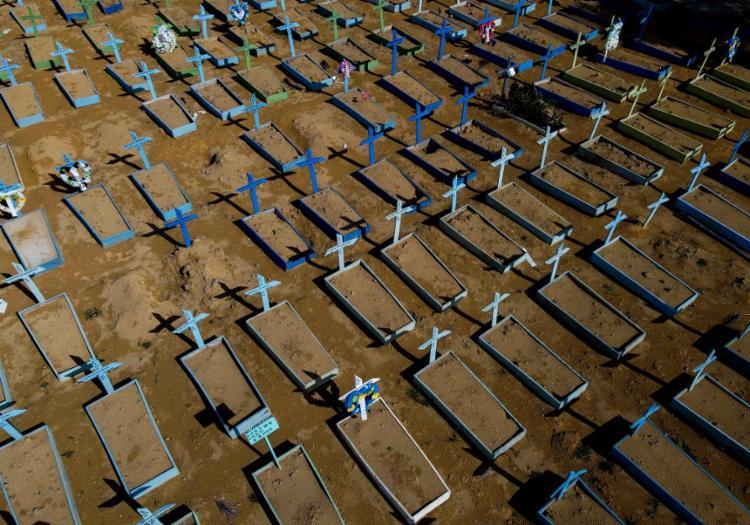 São 14.811.266 de recuperados desde o início da pandemia   Foto: Michael Dantas   AFP - Foto: Michael Dantas   AFP