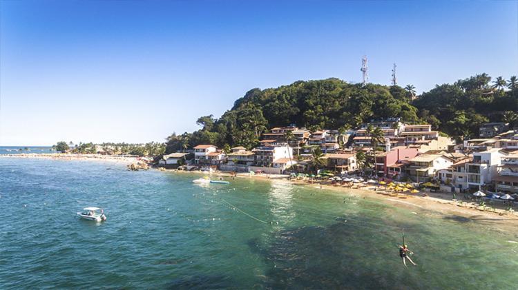 Com o programa, o governo espera promover a urbanização do local   Foto: Divulgação - Foto: Divulgação
