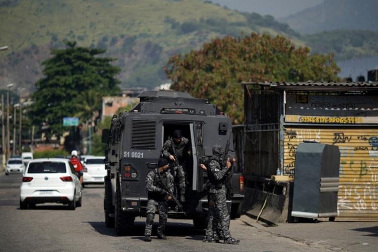 Ação resultou na morte de 28 pessoas no último dia 6, no Rio | Foto: Mauro Pimentel | AFP - Foto: Mauro Pimentel | AFP