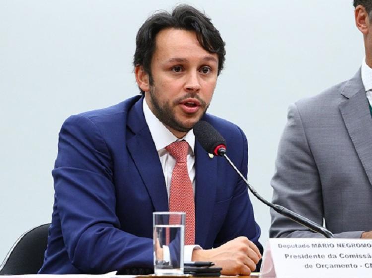 Negromonte Júnior defendeu, em entrevista neste domingo, 2, que o vice-governador encabece a chapa em 2022. Foto: Acervo Câmara - Foto: Acervo Câmara