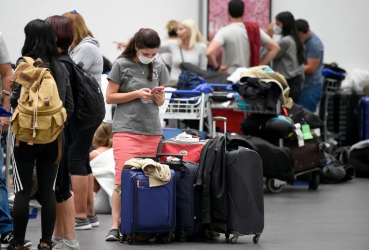 A novidade, entretanto, não deve contemplar os brasileiros que pretendem viajar – a entrada de brasileiros nos EUA ainda está restrita I Foto: AFP - Foto: AFP