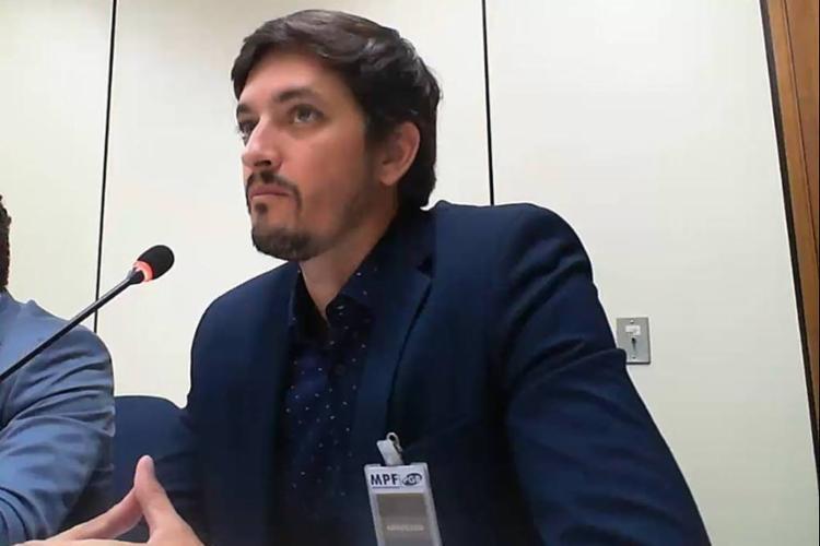 Advogado Júlio César Cavalcanti Ferreira é tido como especialista em venda de decisões judiciais - Foto: Reprodução / MPF