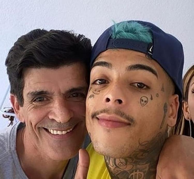 Pai do cantor relembrou morte ainda cheia de mistérios | Foto: Reprodução | Redes Sociais - Foto: Reprodução | Redes Sociais