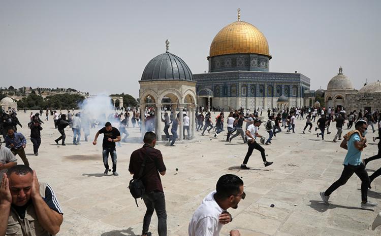 Governos de Israel e Palestina concordaram, nessa quinta-feira, 20, com um cessar-fogo | Foto: Reprodução | Al Jazeera - Foto: Reprodução | Al Jazeera