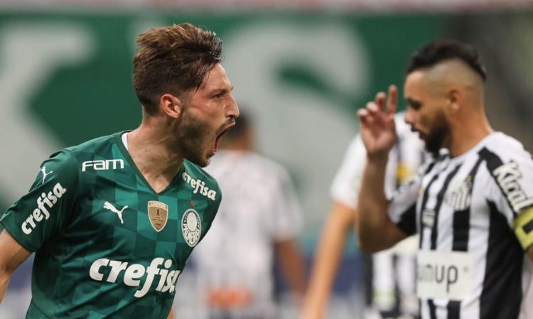 Revés deixa Peixe sem chances de classificação   Foto: Cesar Greco   SE Palmeiras - Foto: Cesar Greco   SE Palmeiras