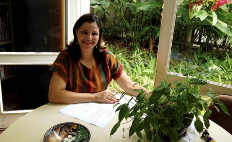A pastora presbiteriana Sonia Mota fala sobre o crescente peso da religião na vida política - Foto: Divulgação