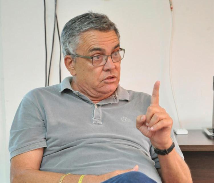 Presidente falou sobre contratação através de áudio nas redes sociais | Foto: Felipe Iruatã | Ag. A TARDE - Foto: Felipe Iruatã | Ag. A TARDE
