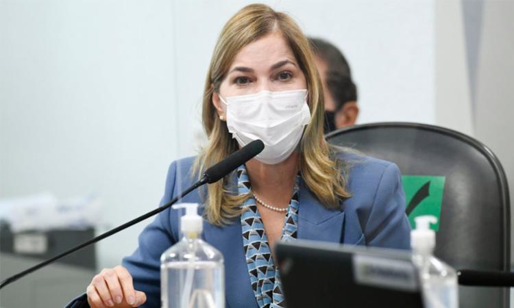 Pazuello disse que foi informado da situação no dia 10 de janeiro, mas, segundo Mayra Pinheiro, ele soube no dia 8 I Foto: Reprodução - Foto: Reprodução