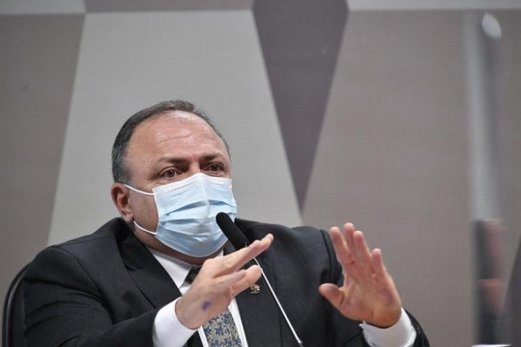 Ex-ministro da Saúde é um dos principais alvos da CPI | Foto: Leopoldo Silva | Agência Senado - Foto: Leopoldo Silva | Agência Senado