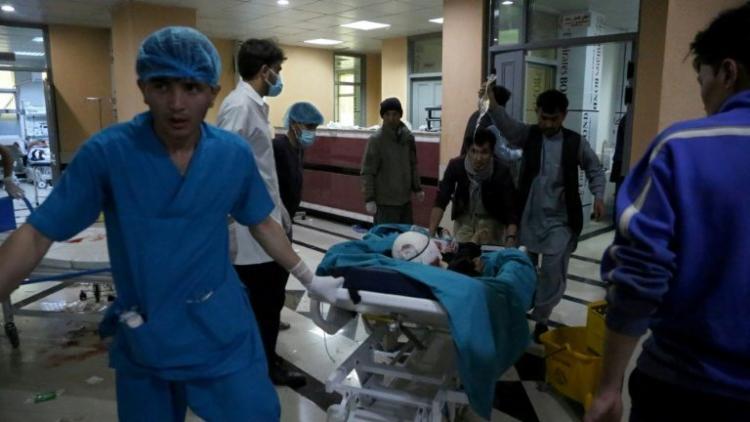 Mais de 100 pessoas ficaram feridas nas explosões I Foto: AFP - Foto: AFP