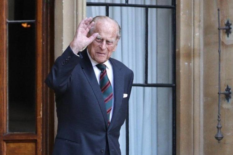 Philip foi generoso com funcionários da família real   Foto: Adrian Dennis   AFP - Foto: Adrian Dennis   AFP