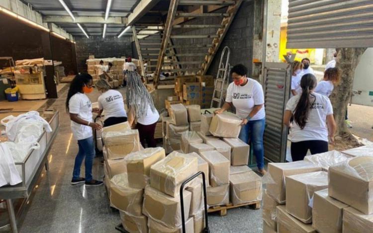 Em Salvador, a ação vai ocorrer entre as 10h e 12h em Nova Sussuarana | Foto: Divulgação - Foto: Divulgação