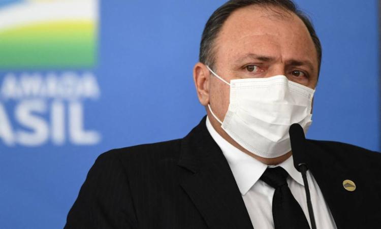 Depoimento de Pazuello está marcado para a quarta-feira da próxima semana, dia 19 I Foto: AFP - Foto: AFP