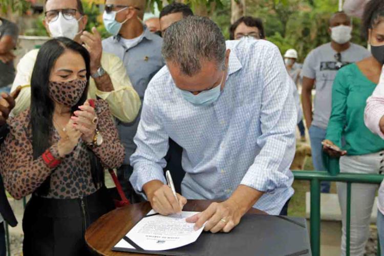 Governador fará mudanças no 1º e 2º escalões do seu governo | Camila Souza/GovBA - Foto: Camila Souza/GovBA