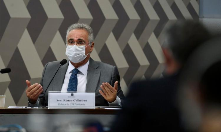 Através de ofício, Renan Calheiros ressaltou a importância do depoimento   Foto: Edilson Rodrigues   Agência Senado - Foto: Edilson Rodrigues   Agência Senado