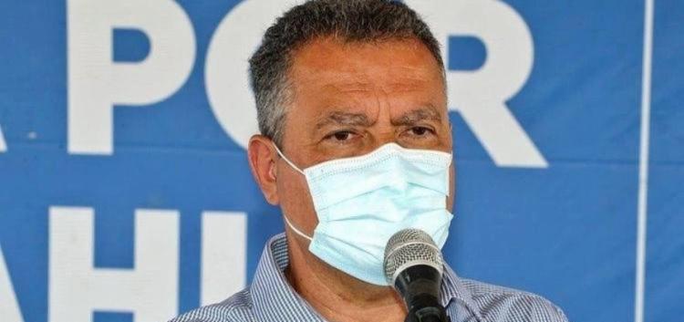 De acordo com Rui, cidades com até 50 mil habitantes serão as primeiras a receber imunizantes para facilitar monitoramento - Foto: Divulgação | GOVBA