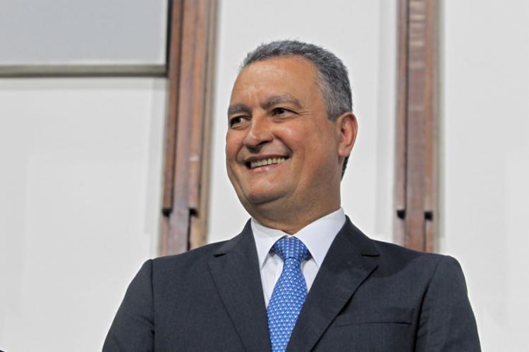 Rui Costa, governador da Bahia - Foto: Manu Dias | Divulgação