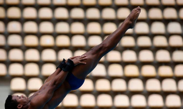 Após brilhar na Rio 2016, Ingrid Oliveira se garante em Tóquio 2020   Foto: Satiro Sodré   SSPress   CBDA - Foto: Satiro Sodré   SSPress   CBDA