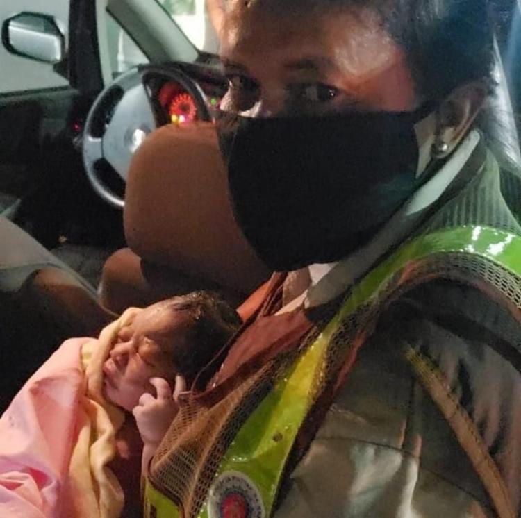 Bebê recebeu o nome de Helena | Foto: Divulgação - Foto: Divulgação