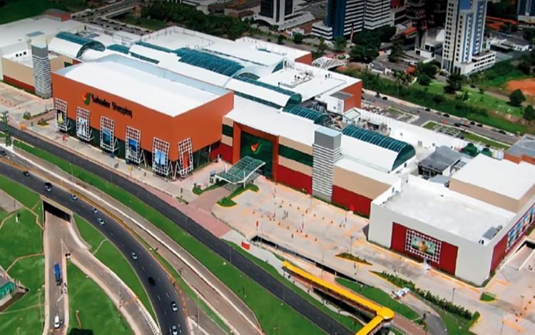 Salvador Shopping é um dos vários empreendimentos entregue pela construtora ao longo de seus 40 anos   Foto: Reprodução - Foto: Reprodução