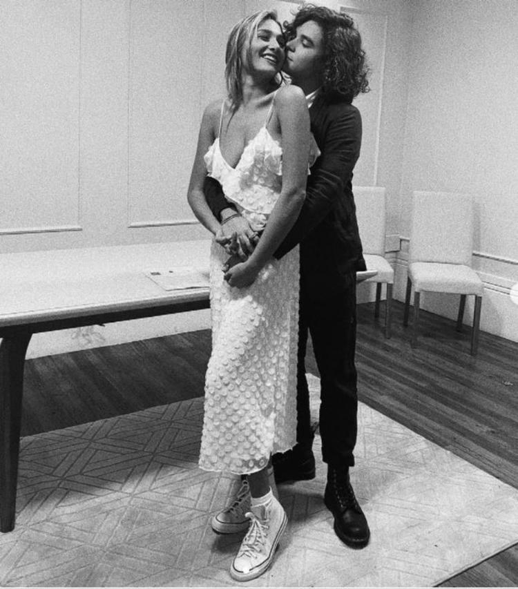 O casal tornou público o noivado em fevereiro deste ano   Foto: Reprodução   Instagram - Foto: Reprodução   Instagram
