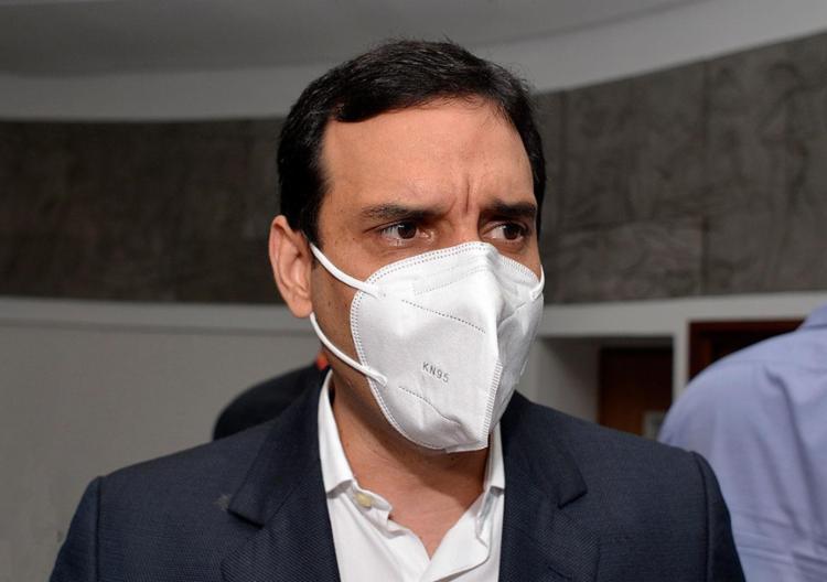 Leo Prates é secretário de Saúde de Salvador | Foto: Shirley Stolze | Ag. A TARDE - Foto: Shirley Stolze | Ag. A TARDE | 28.12.2020