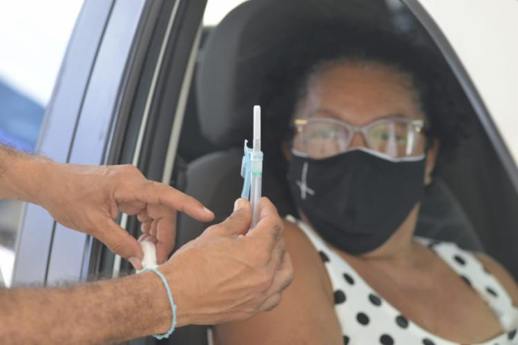 Agendamento já está disponível   Foto: Shirley Stolze   Ag. A TARDE - Foto: Shirley Stolze   Ag. A TARDE
